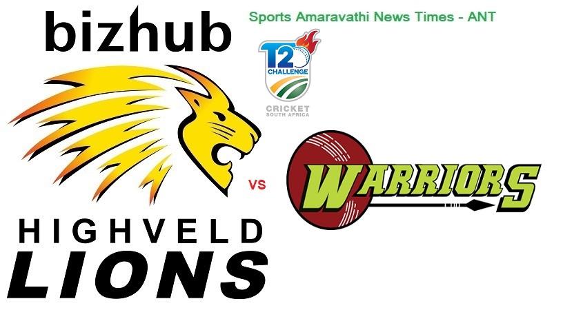 CSA T20 Challenge 2019 | Lions vs Warriors, Final Cricket Match News Updates