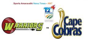 CSA T20 Challenge 2019 | Warriors vs Cape Cobras, 2nd Semi-Final Cricket Match News Updates