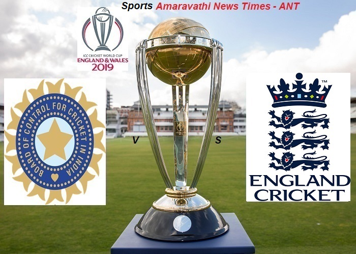 ICC World Cup Cricket 2019 England vs India Match 38 Cricket News Updates