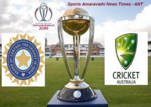ICC World Cup 2019 India vs Australia Match 14 | Cricket News Updates