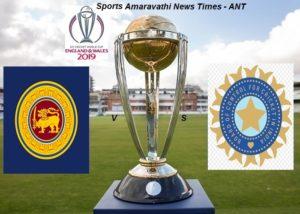 ICC World Cup Cricket 2019 Sri Lanka vs India Match 44 Cricket News Updates