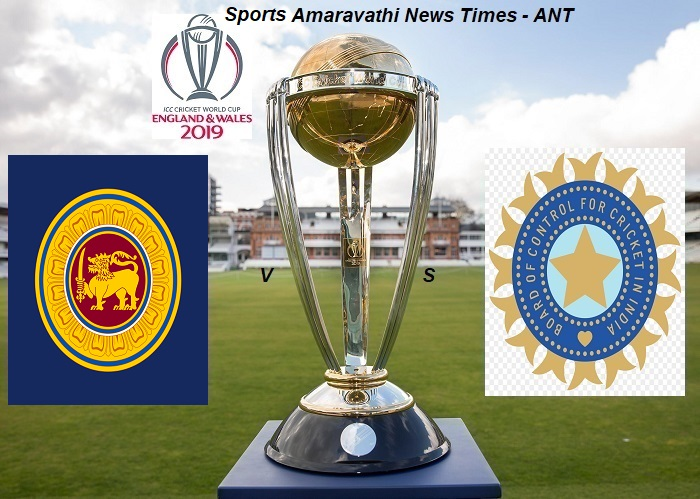 ICC World Cup Cricket 2019 Sri Lanka vs India Match 44 Cricket News Updates