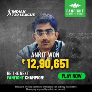 FanFight Winner